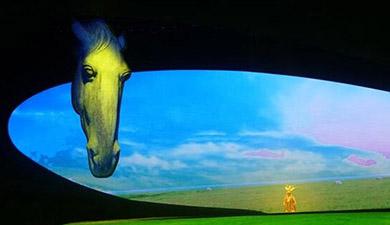 中國最大馬劇《蒙古馬》首季演出謝幕 蒙古馬精神激蕩草原