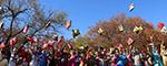 烏旦塔拉國際楓葉節婚禮節:22對情侶楓林裏許下愛的諾言