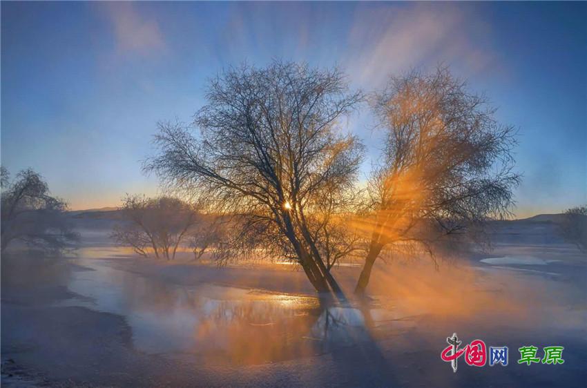 那拉提大草原_年度热图丨20张图片回望2018草原最美瞬间(上)_中国网