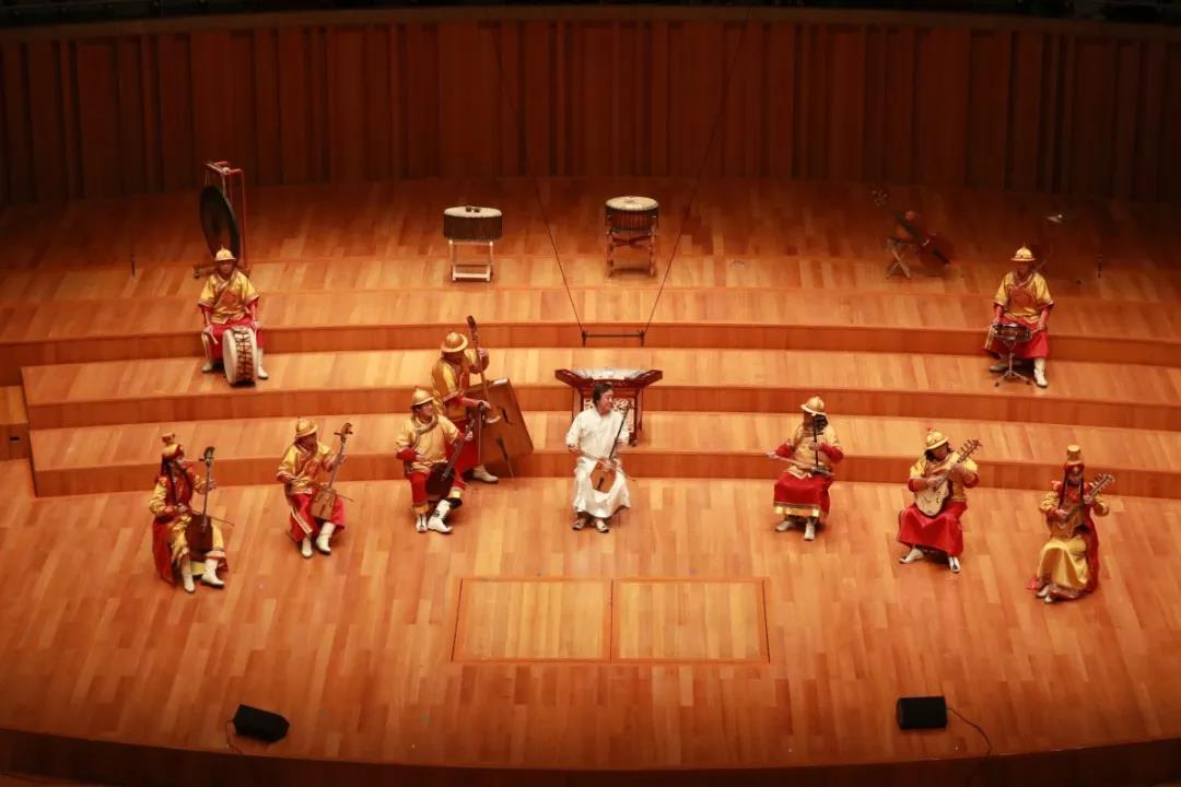 马头琴的传说_国家级非物质文化遗产阿斯尔在国家大剧院精彩上演_中国网