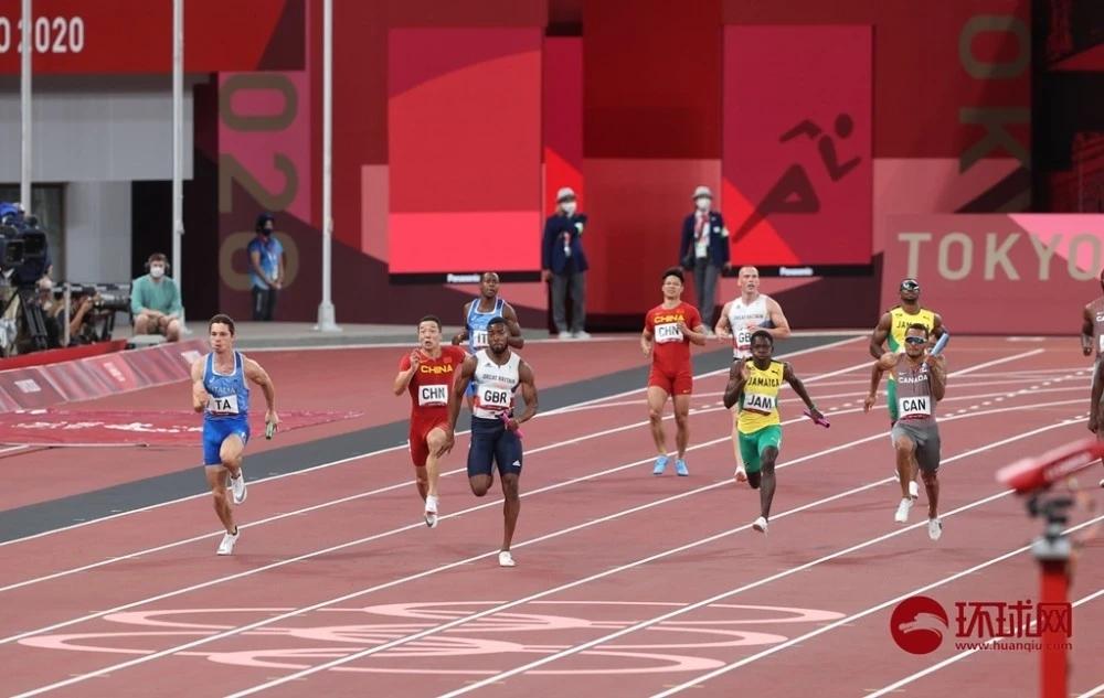 4×100米第四!這位通遼小伙從科爾沁草原跑到奧運會賽場