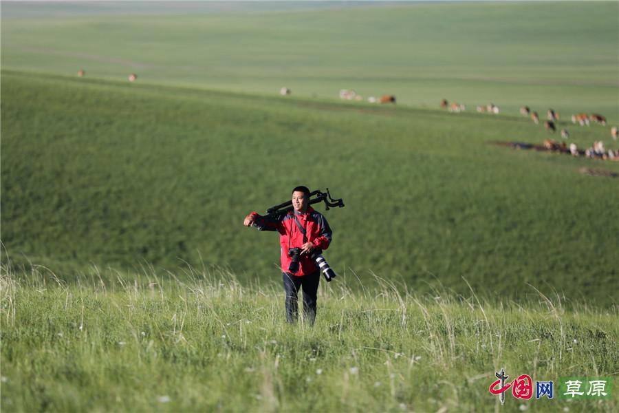 【原創】鄭思林光影深處的草原情:為牧人留住曾經的生活