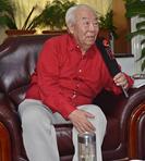 """85歲蒙古作家瑪拉沁夫:""""草原""""就是我的精神故鄉"""