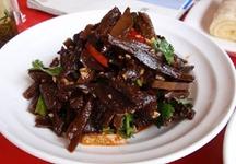 內蒙古特色風味美食——紅腌菜