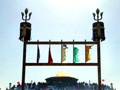 蒙古族傳統聖火祭祀儀式帶來濃濃年味兒