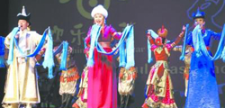 內蒙古海外'歡樂春節'演出彰顯草原文化魅力
