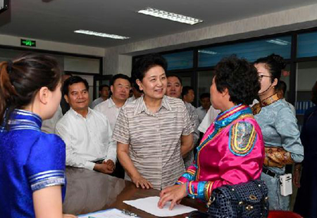 劉延東:大力提升民族團結進步創建工作水準